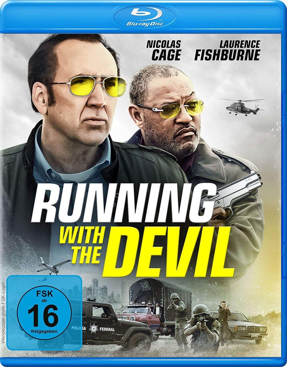 """Nicolas Cage und Laurence Fishburne vereint: Wir verlosen """"Running witht the Devil"""" auf BD"""