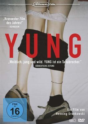 """Weiblich, jung und wild: Wir verlosen das eindringliche Drama """"Yung"""" auf DVD"""