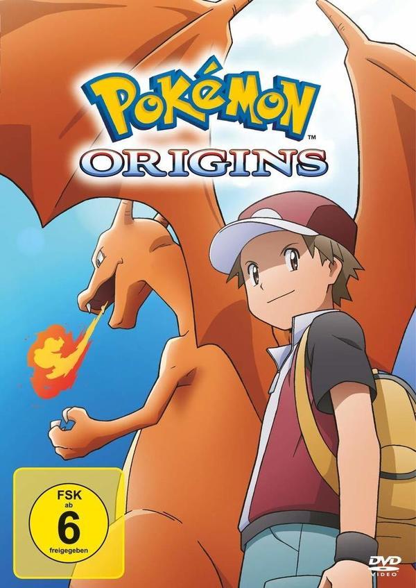"""Rot und Blau unterwegs: Wir verlosen die Mini-Serie """"Pokémon Origins"""" auf DVD oder BD"""