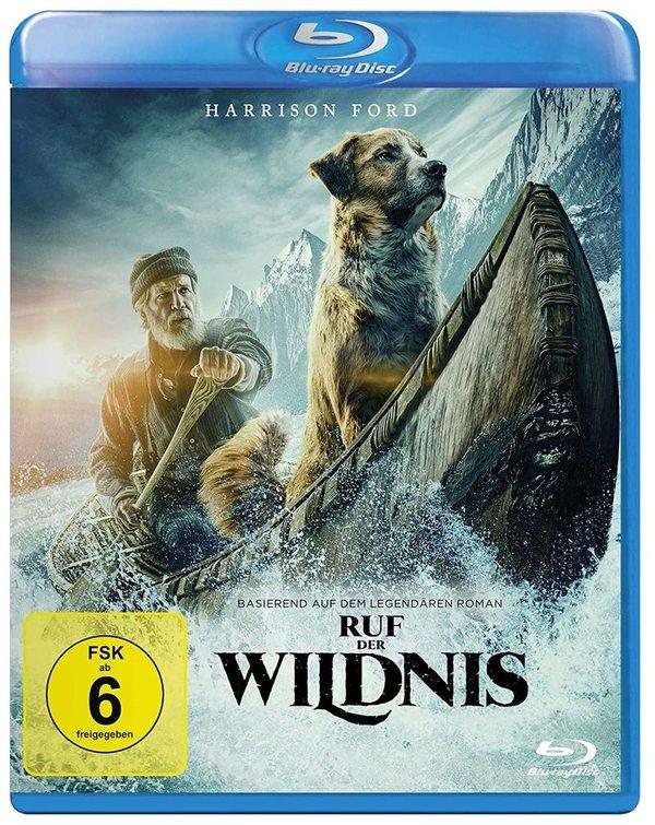 """Vernehmt den """"Ruf der Wildnis"""" und gewinnt den Film mit Harrison Ford auf BD"""
