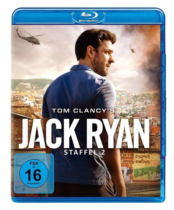 """Staffel 2 von """"Tom Clancy's Jack Ryan"""" gibt's jetzt auch auf BD - ein Grund genug sie zu verlosen"""