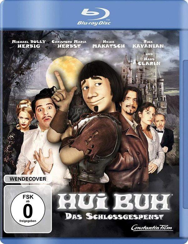 """Wir verlosen """"Hui Buh, das Schloßgespenst"""" mit Michael 'Bully' Herbig auf BD"""
