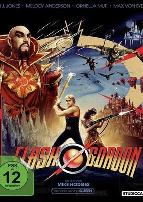 """Sci-Fi-Kult und jede Menge Action: Wir verlosen zum 4K-restaurierten """"Flash Gordon"""" tolle Fan-Pakete"""