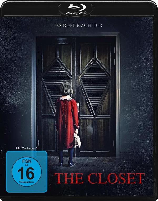 """Nicht jeder Schrank bringt einen nach Narnia: Wir verlosen den Horrorfilm """"The Closet"""" auf BD"""