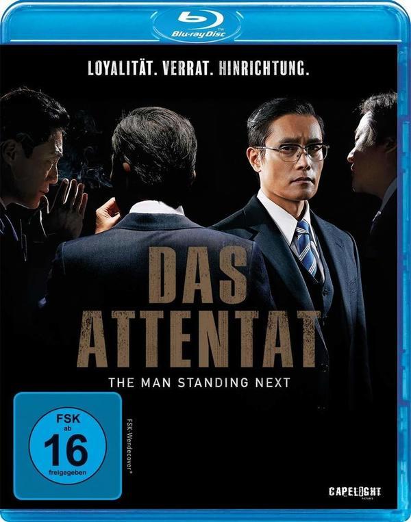 """Wir verlosen den Thriller """"Das Attentat - The Man Standing Next"""" auf BD"""