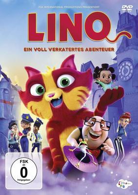 """Wir verlosen """"Lino - Ein voll verkatertes Abenteuer"""" auf DVD + Extra-Goodies"""