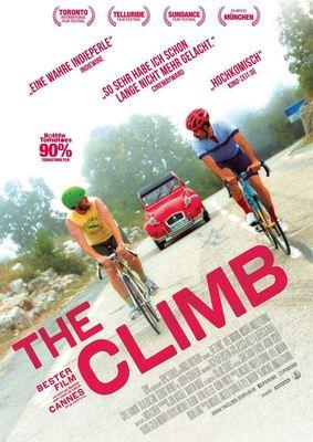 """Die wahrscheinlich beste Komödie des Jahres: Wir verlosen Freikarten zu """"The Climb"""""""