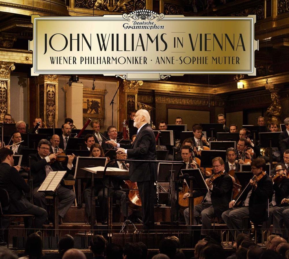 John Williams in Vienna: Von Imperial March hin zum Der Weiße Hai - und wir verlosen passend zwei limitierte Digipacks
