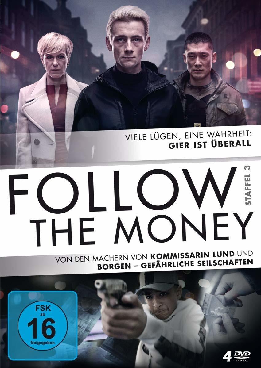 """""""Follow the Money"""": Wir verlosen die dritte Staffel der Krimi-Serie auf DVD"""