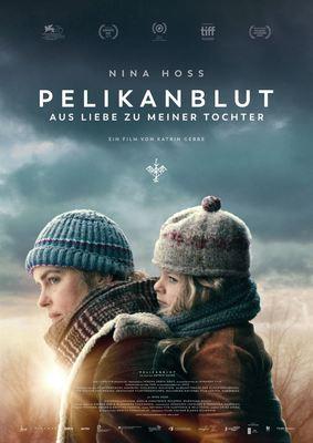 """Wir verlosen Freikarten zum packenden """"Pelikanblut - Aus Liebe zu meiner Tochter"""" mit Nina Hoss"""