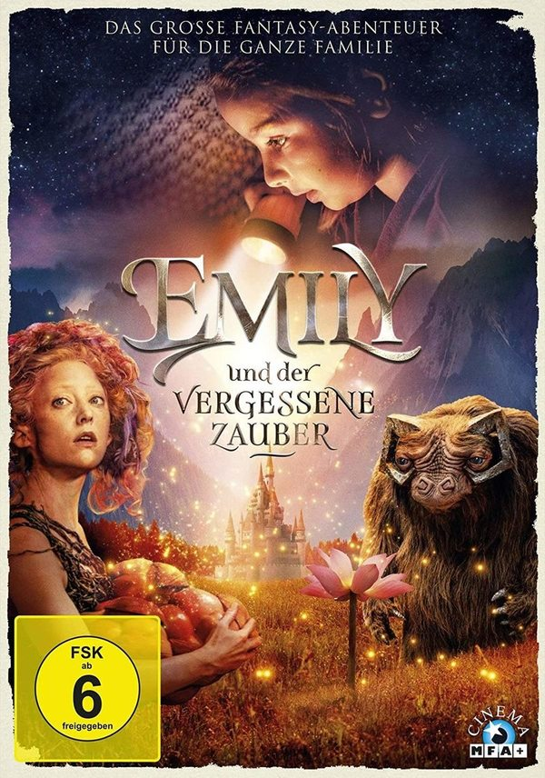 """Magisches Abenteuer: Wir verlosen """"Emily und der vergessene Zauber"""" auf DVD"""