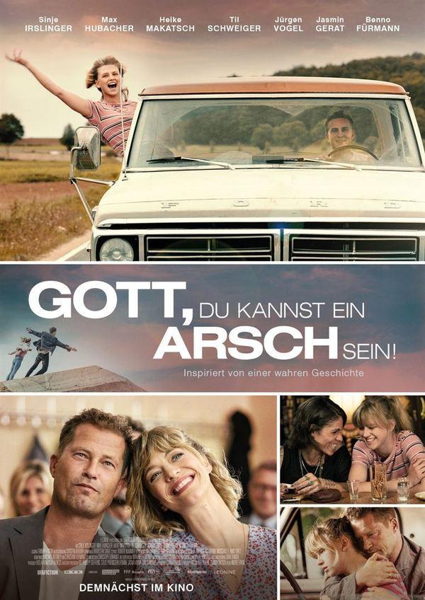 """""""Gott, du kannst ein Arsch sein"""", aber wir sind nett und verlosen Freikarten und Poster zum Kinofilm mit Til Schweiger"""