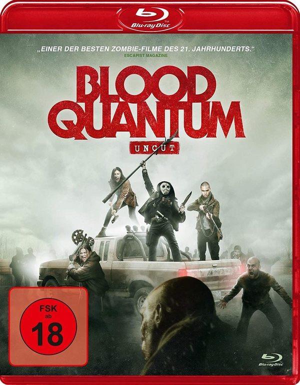 """Ureinwohner gegen Zombies: Wir verlosen """"Blood Quantum"""" auf BD"""