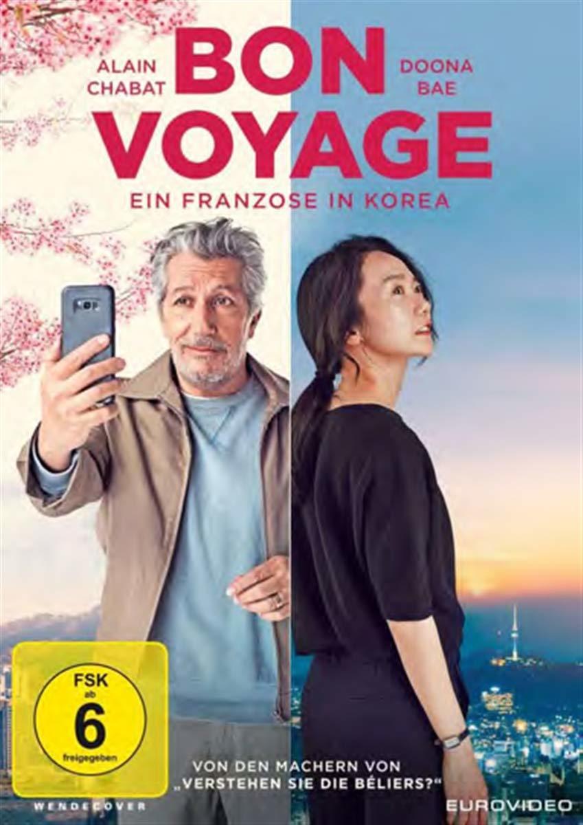 """Von den Machern von """"Verstehen Sie die Béliers?"""": Wir verlosen """"Bon Voyage - Ein Franzose in Korea"""" auf DVD"""