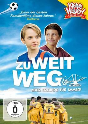 """Die DVD von """"Zu weit weg"""" ist eigentlich ganz nah, dank unseres Gewinnspiels"""