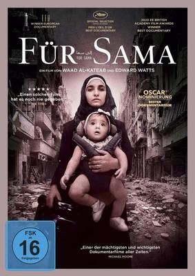 """Eindringlich und bewegend: Wir verlosen das Doku-Highlight """"Für Sama"""" auf DVD"""
