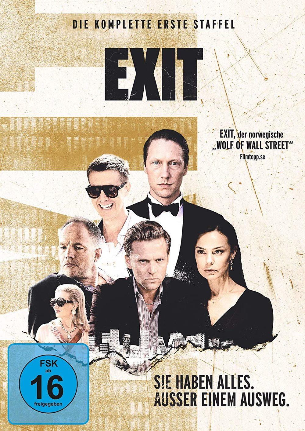 """Der norwegische """"Wolf of Wall Street"""": Wir verlosen Staffel 1 von """"Exit"""" auf DVD"""