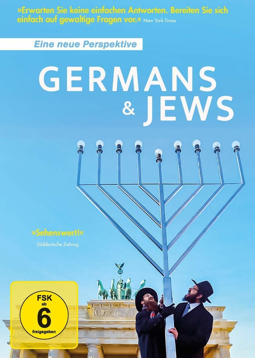 """Eine außergewöhnliche Dinnerparty: Wir verlosen """"Germans & Jews"""" auf DVD"""