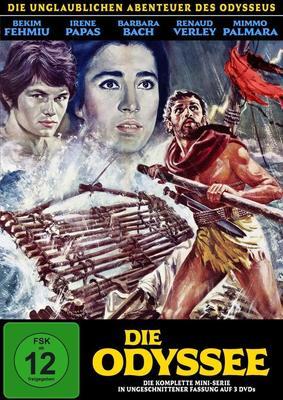 """Wir verlosen den Mini-Serien-Klassiker """"Die Odyssee"""" aus dem Jahre 1968 auf DVD"""