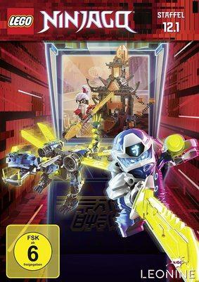 """Wir verlosen Staffel 12.1 von """"LEGO Ninjago"""" auf DVD und außerdem die passenden Hörspiele"""