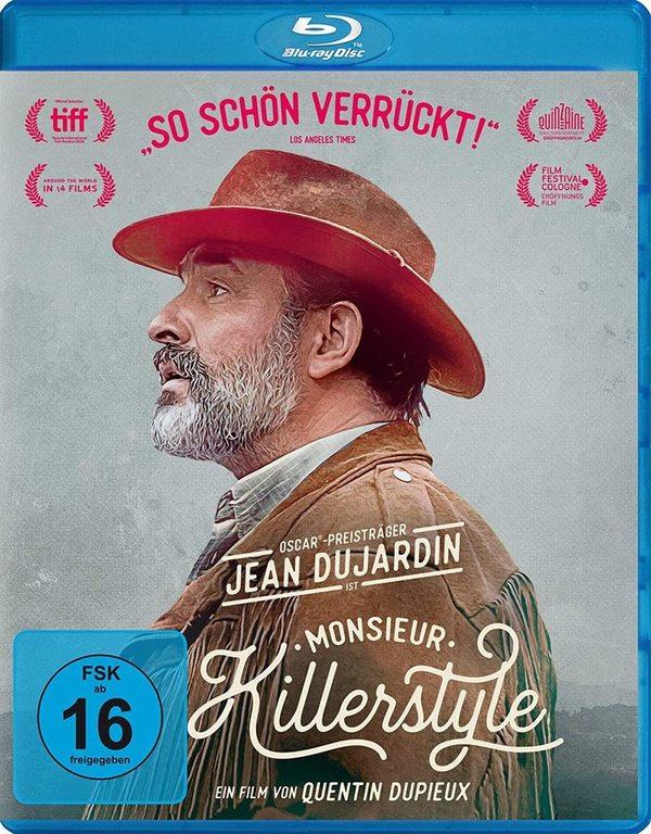 """Das nächste Abenteuer von Quentin Dupieux: Wir verlosen """"Monsieur Killerstyle"""" auf BD"""