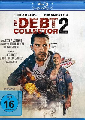 "Scott Adkins in Action: Wir verlosen den Actioner ""Debt Collector 2"" auf BD"