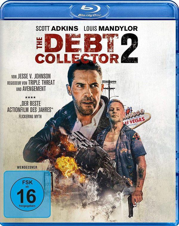 """Scott Adkins in Action: Wir verlosen den Actioner """"Debt Collector 2"""" auf BD"""