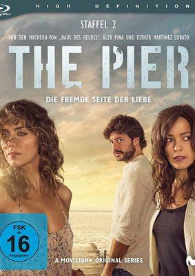 """Romantik pur gibt es mit Staffel eins und zwei von """"The Pier - Die fremde Seite der Liebe"""" auf BD"""