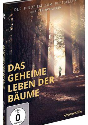 """Wir verlosen das Buch """"Das geheime Leben der Bäume"""" mitsamt der passenden DVD"""