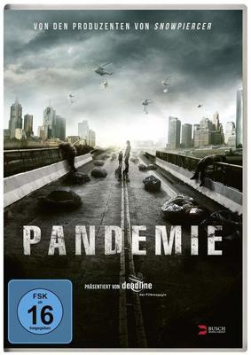 """Auf der Flucht vor dem Virus: Wir verlosen das Katastrophen-Drama """"Pandemie"""" auf DVD oder BD"""