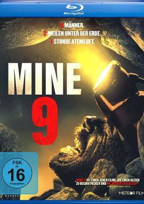 """Klaustrophobie pur: Wir verlosen das Survival-Drama """"Mine 9"""" auf BD"""