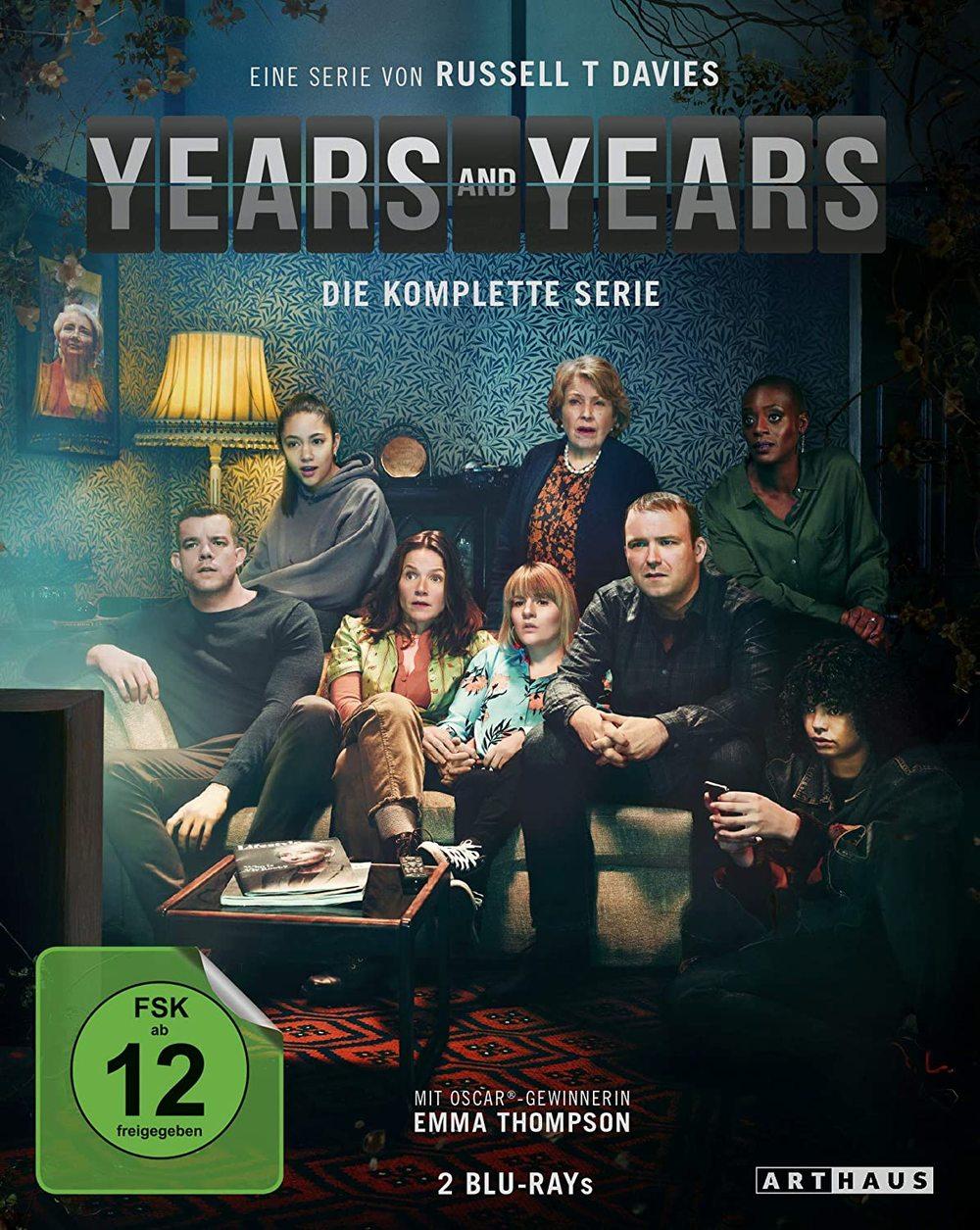 """Eine andere Zeit: Wir verlosen die gefeierte Mini-Serie """"Years & Years"""" auf DVD und BD"""