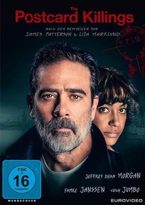 """Wir verlosen den Thriller """"The Postcard Killings"""" mit """"TWD""""-Star Jeffrey Dean Morgan auf DVD und BD"""