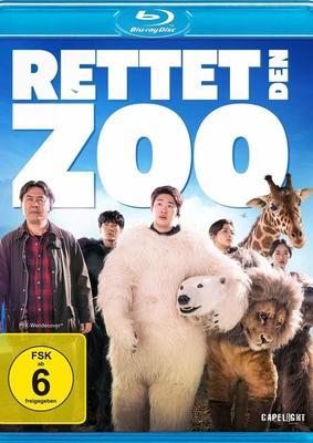 """Wir verlosen die charmante, südkoreanische Komödie """"Rettet den Zoo"""" auf BD"""