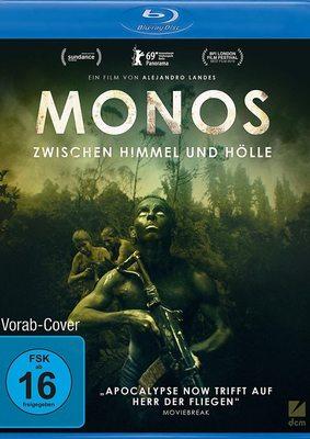 """""""Apocalypse Now"""" trifft auf """"Herr der Fliegen"""": Wir verlosen """"Monos - Zwischen Himmel und Hölle"""" auf BD"""