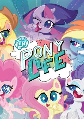 """Bunte Ponnymagie im Anflug: Wir verlosen zum Start der neuen Serie """"My Little Pony: Pony Life"""" tolle Figuren"""