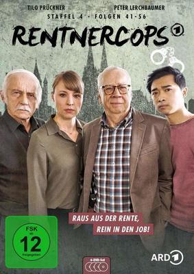 """Raus aus der Rente, rein in den Job: Wir verlosen die 4. Staffel der Krimi-Serie """"Rentnercops"""""""