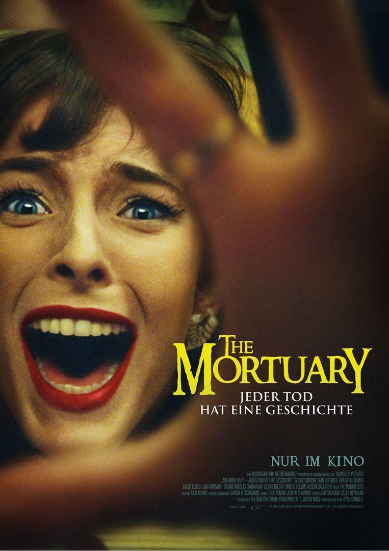"""Zum Kinostart von """"The Mortuary - Jeder Tod hat eine Geschichte"""" verlosen wir Freikarten"""