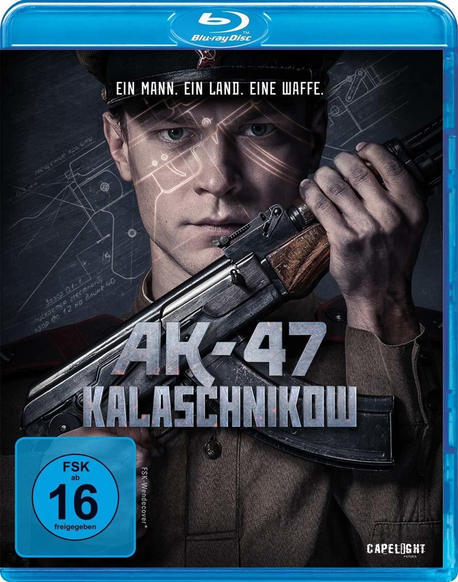 """Eine legendäre Waffe: Wir verlosen den Film """"AK-47 - Kalaschnikow"""" auf BD"""