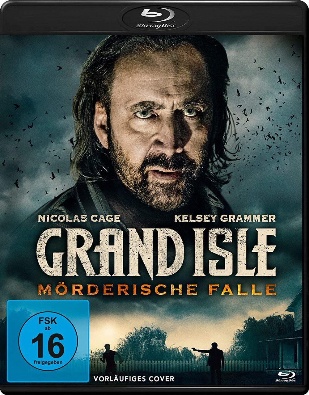 """Nicolas Cage mit Retro-Krimi: Wir verlosen den Thriller """"Grand Isle - Mörderische Falle"""" auf BD"""