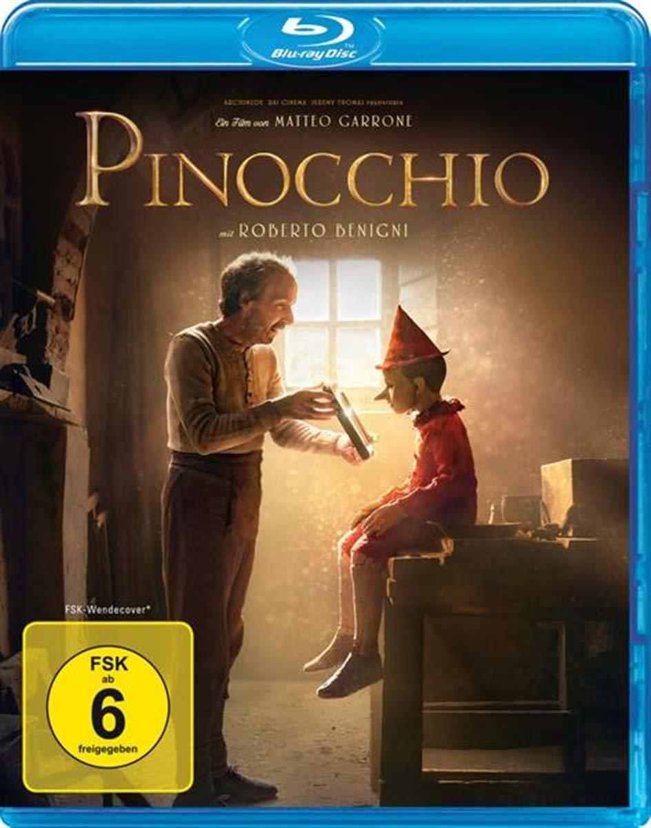 """Die Legende: Wir verlosen das Fantasy-Drama """"Pinocchio"""" auf BD"""