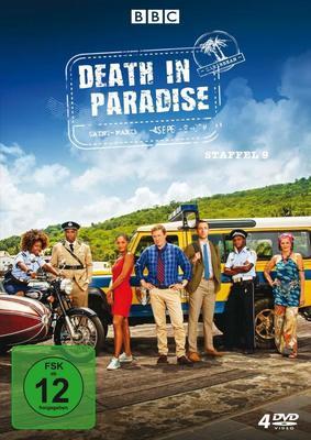 """Tod im Paradies: Wir verlosen die 9. Staffel der Kult-Serie """"Death in Paradise"""""""