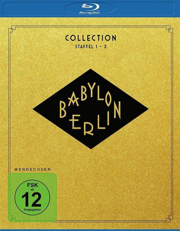 """Eine Metropole in Aufruhr: Wir verlosen die deutsche Hit-Serie """"Babylon Berlin"""" als BD Collection Staffel 1 - 3"""
