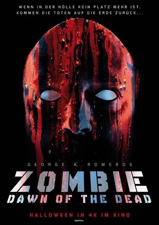 """George A. Romeros Klassiker im Kino: Wir verlosen Freikarten zur Kino-Rückkehr von """"Zombie - Dawn of the Dead"""" am 29.10."""