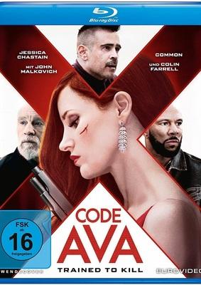"""Ein Leben für den Tod: Wir verlosen den Actioner """"Code Ava - Trained to Kill"""" auf BD"""