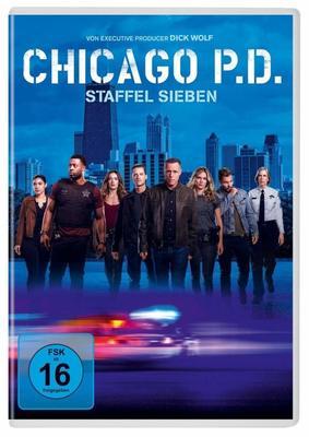 """Dem Verbrechen auf der Spur: Wir verlosen die 7. Staffel von """"Chicago P.D."""" auf DVD"""