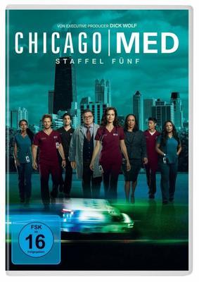 """Leben retten um jeden Preis: Wir verlosen die 5. Staffel von """"Chicago Med"""" auf DVD"""