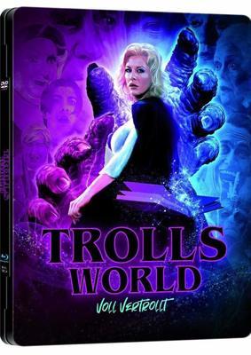 """Fantasy-Troll-Trash aus Deutschland: Wir verlosen den spaßigen """"Trolls World - Voll vertrollt"""" als Limited Steel-Edition"""