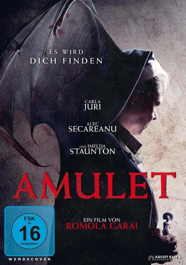 """Es wird dich finden: Wir verlosen den Horrorfilm """"Amulet"""" auf DVD oder BD"""