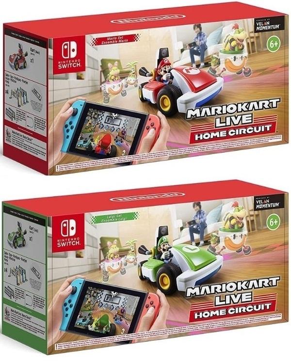 """Dein Zuhause wird zur Rennstrecke: Wir verlosen das AR-Videospiel """"Mario Kart Live: Home Circuit"""" für Nintendo Switch!"""